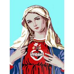 Serce Maryji
