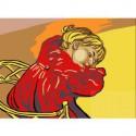 Śpiący Staś - St. Wyspiański