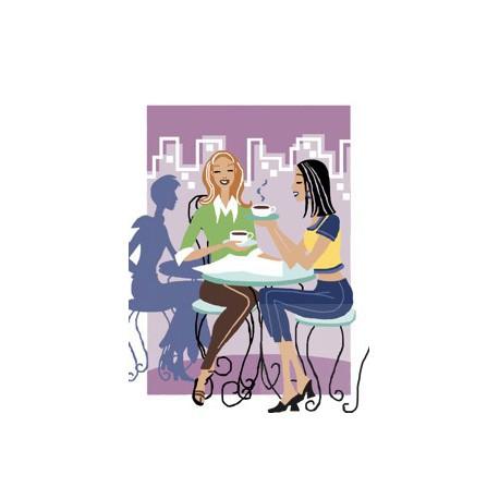 Spotkanie w kawiarni