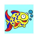 Wesoła rybka