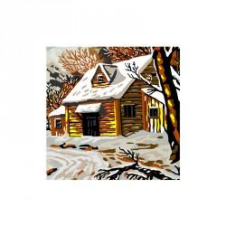 Zima - cztery pory roku