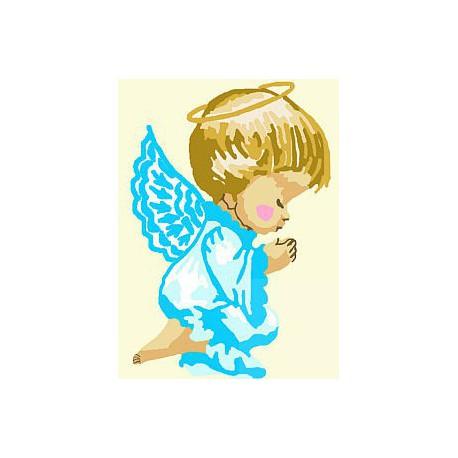Aniołek niebieski