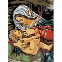 Matka Boska karmiąca