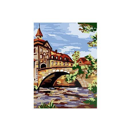 Zamek nad rzeką