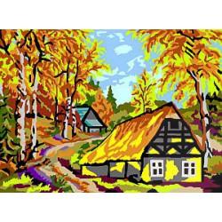 Cztey pory roku-jesień