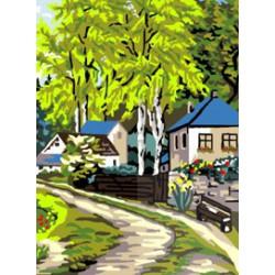 Wiosna na wsi