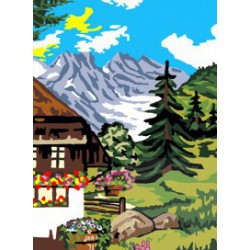Górski pejzaż