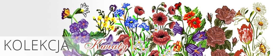 Kolekcja Kwiaty